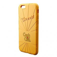 Candy Crush iPhone 6-6S Mango Silikon Kılıf (Lisanslı)