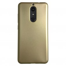 Casper VIA G1 Plus Premium Simple Silikon Arka Kapak Gold