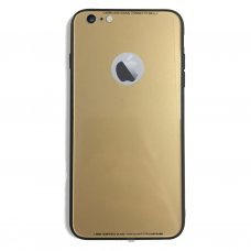 iPhone 6-6s Plus Boss Tpu Cam Arka Kapak Gold