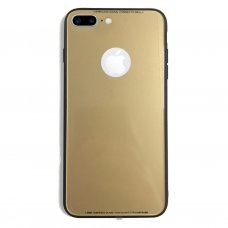 iPhone 7-8 Plus Boss Tpu Cam Arka Kapak Gold