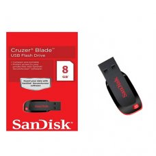 SanDisk Cruzer Blade™ 8GB USB Flash Bellek SDCZ50-008G-B35