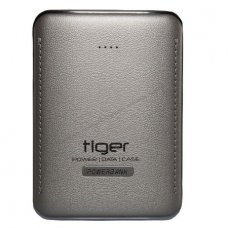 Tiger Powerbank Metal Kasa RW-S15 7800 mAh. K. Gri